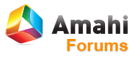 Amahi Forums