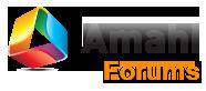 Amahi Forums